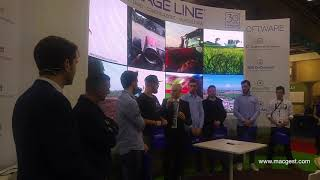 AgroYouTubers a Fieragricola 2018