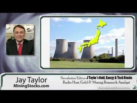 Jay Taylor on Global Energy, Uranium, U.S. Debt, Inflation Vs. Deflation