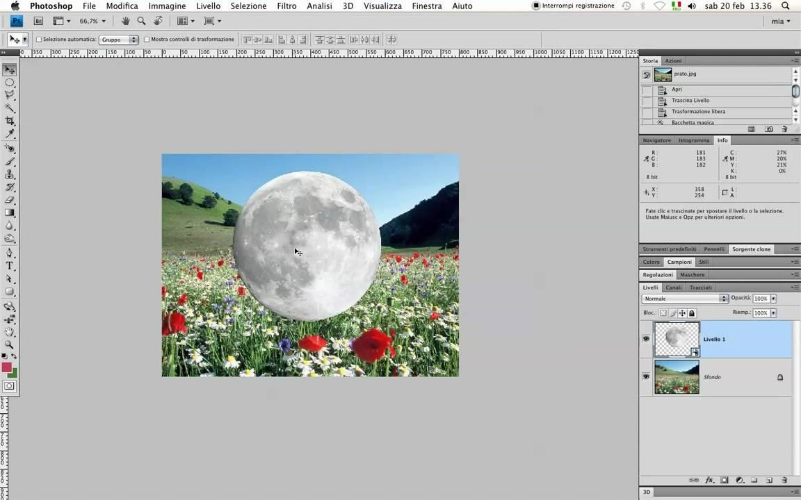 maschere photoshop cs5