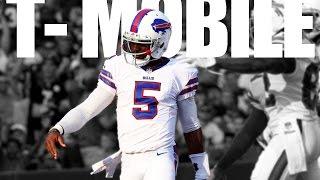 "Tyrod Taylor || ""T-Mobile"" ᴴᴰ || 2015 Season Bills Highlights"