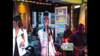 Brandy & Monica - It All Belongs To Me (GMA) [HD]