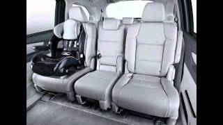 2nd Row and 3rd Row Magic Seat (2011 Honda Odyssey)