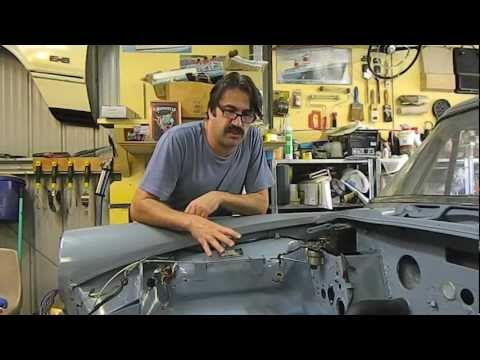 BMC Wolseley Farina 24/80 Restoration Part 5