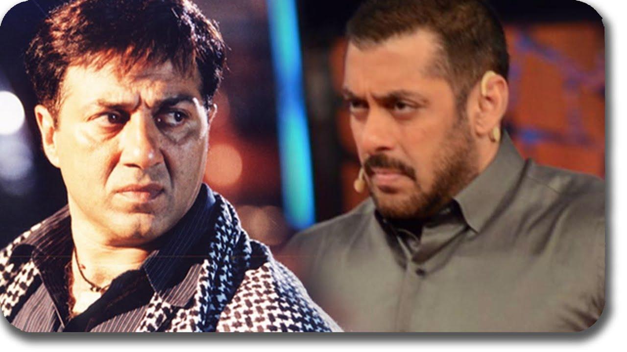 Angry Sunny Deol WALKS OUT Of Salman Khan's Bigg Boss 9 ...