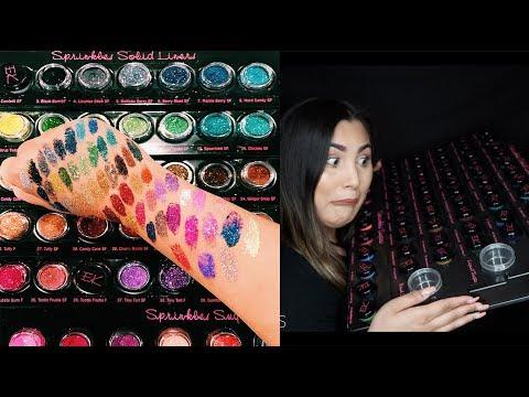 Eyekandy Cosmetics Review + Swatches  Lovejaycakes