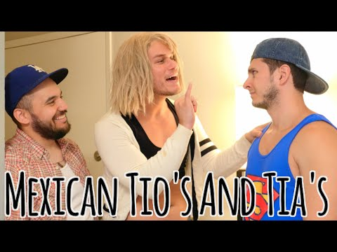 """Typical Mexican"" Ep 12 'Tio's & Tia's'"