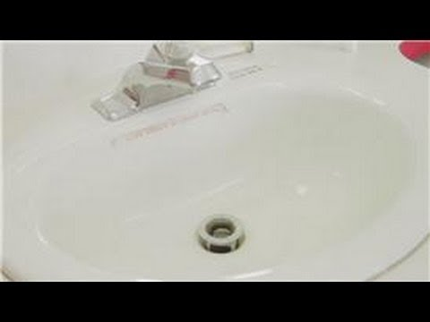Plumbing Advice How To Remove A Sink Drain Assembly Youtube