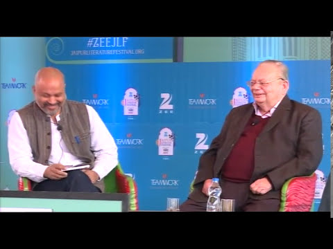 #JLF 2016: Scenes from a Writer's Life