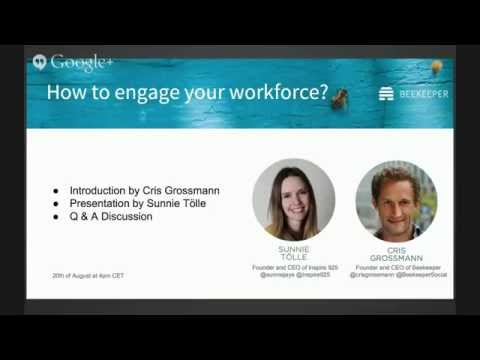 How to engage your workforce