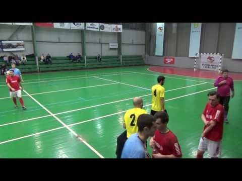 Лига D | 2 тур | Нафтогаз України 11-2 Апогей | Highlights | Business League | Бізнес Ліга