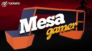 MESA GAMER E O PRATO DE MAIONESE