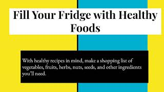 How to design a healthy diet: avi chiat