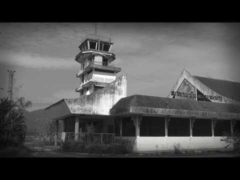 Urban Exploration | Abandoned Airport Terminal | Laos