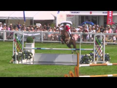 Showjumping - International Stairway Series- New Forest and Hants