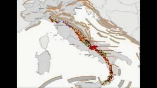 🔴 2018-2019  in arrivo terremoto violentissimo in Italia.