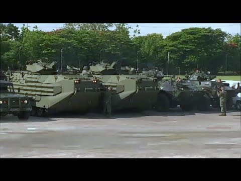 PH Army Forms Super Brigade To Combat Local Foreign Threats (CNN PHL Report)