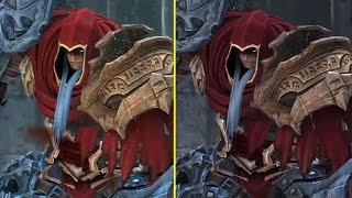 Darksiders PS3 vs PS4 Warmastered Edition Graphics Comparison
