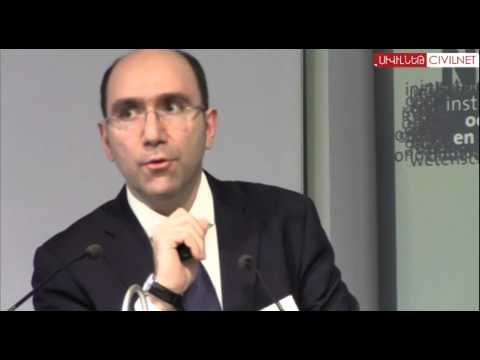 Alexis Demirdjian: The Failure of the Judicial System During Armed Conflicts