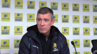 Worcester's Dean Ryan Post-Saracens | Rugby Video Highlights