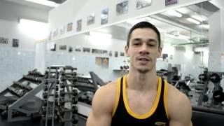 Как накачать бицепс - Алексей Горишный