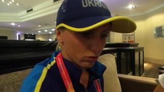 Марафонка Вікторія Хапіліна - про виступ на чемпіонаті світу з легкої атлетики