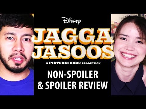 JAGGA JASOOS | Ranbir Kapoor | Katrina Kaif | MOVIE REVIEW
