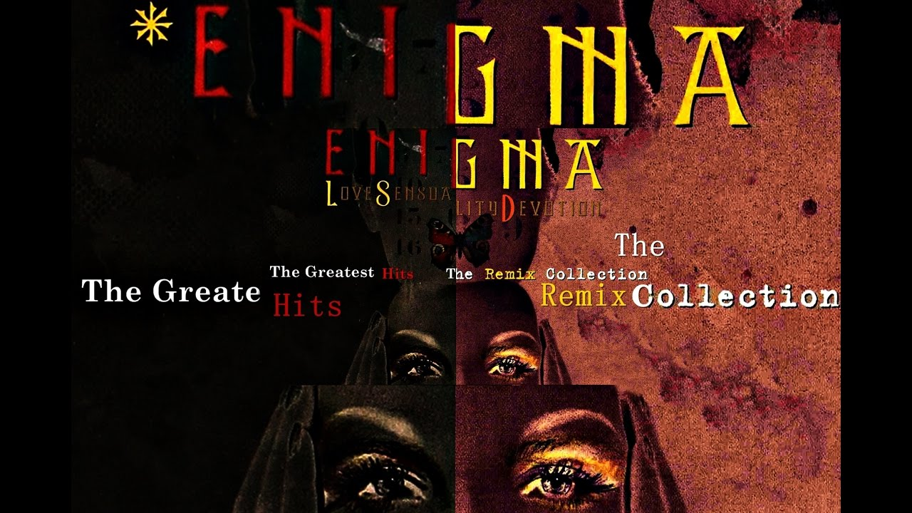 Enigma - Greatest Hits Collection [1999] Torrent Download