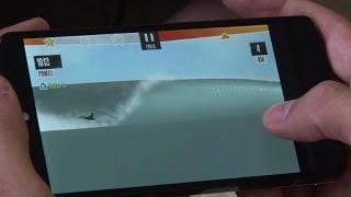 Les nouvelles technologies au service du surf
