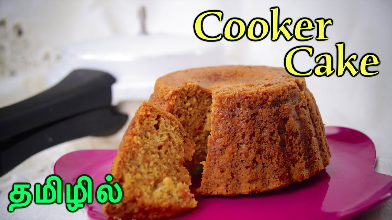 How To Make Cake In Tamil Without Oven