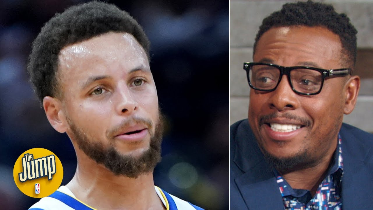Stephen Curry's injury could be a blessing in disguise for the Warriors - Paul Pierce | The Jump