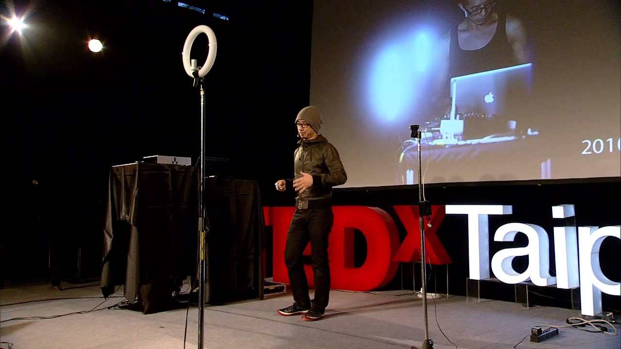 TEDxTaipei - Chung-Han Yao (姚仲涵) - 聲光藝術家 - YouTube