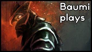 Dota 2 | THE DRAGONS SLAVE!! | Baumi plays Dragon Knight