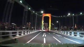 Tokyo night drive 2015 Dec