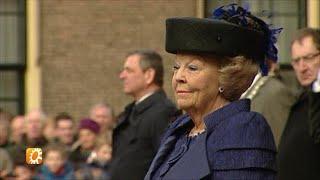 Prinses Beatrix viert haar 81ste verjaardag - RTL BOULEVARD
