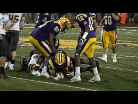 Lutcher High School vs. St. Amant High School football highlights 9-16-16