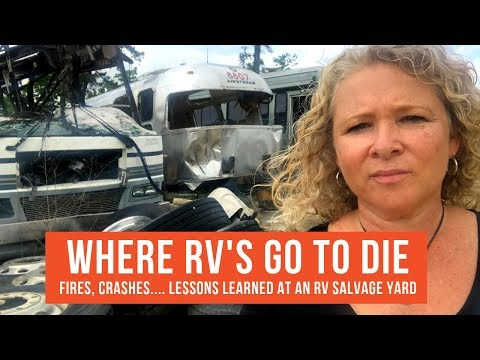 RV Salvage/Surplus/Recycling Yards - let's make a list