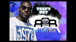 TEEFY BEY: They Already Knew Me For SMACKING RAPPERS So It Was A Layup