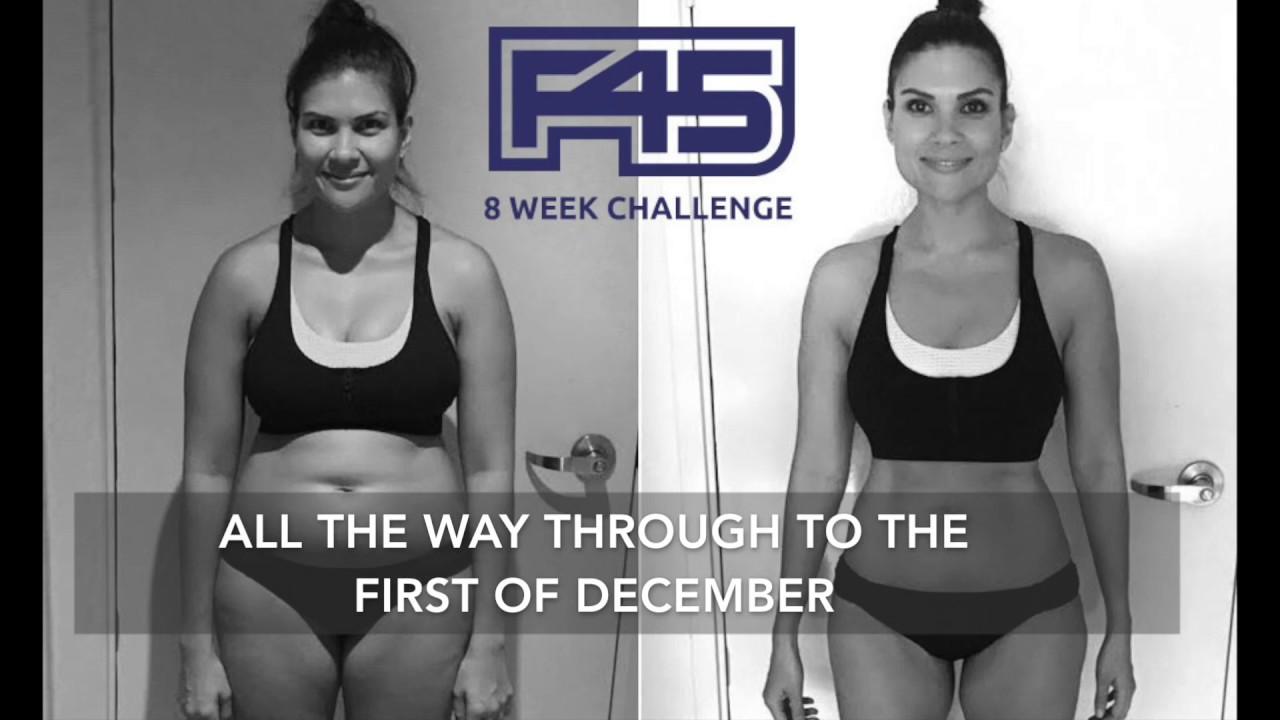 pierderea în greutate f45 challenge