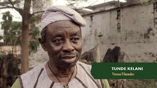 Transiting From Stage To Screen - Auditions With Tunde Kelani