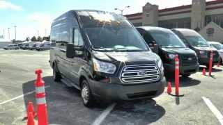 2015 Ford Transit Vans and Wagons - First Look