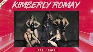 Blue Space Oficial - Kimberly Romay e Ballet - 04.03.18