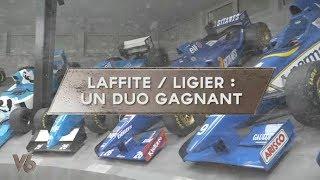 Jacques Laffite pousse les portes du passé et nous fait parcourir l...