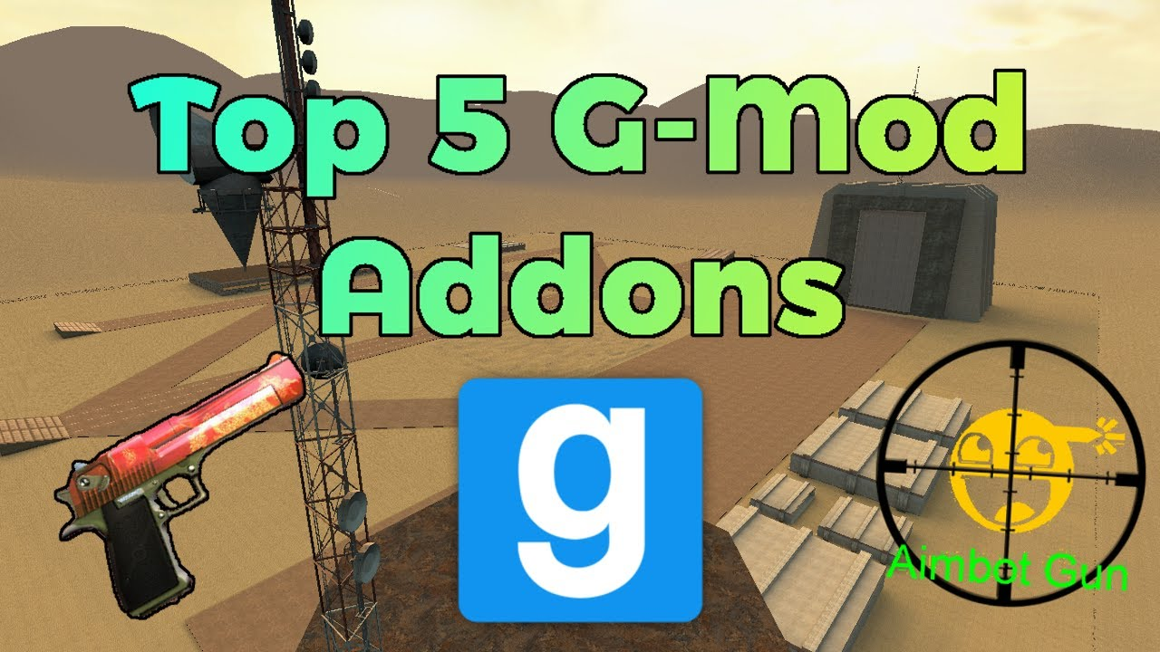 Top 5 Addons in Gmod