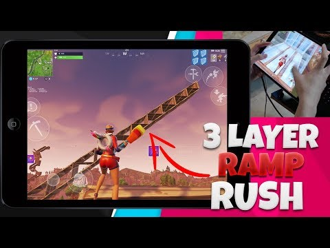 How To Do The 3 Layer Ramp Rush ON MOBILE (Tutorial)
