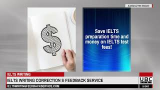 IELTS Writing Evaluation & Correction Service  Task 1 & Task 2