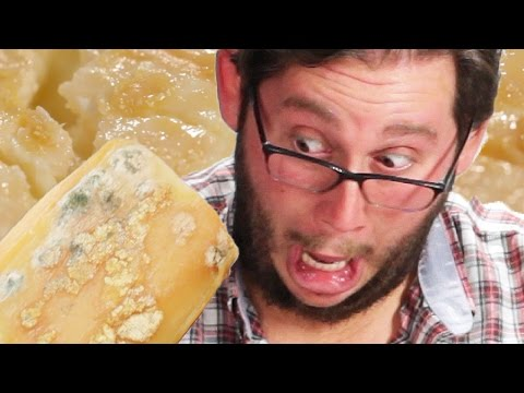 Stinky Cheese Taste Test