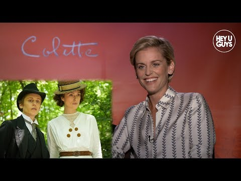 Denise Gough talks Colette with Keira Knightley