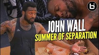 John Wall WANTS ALL THE SMOKE!! NBA Pick-Up + Bullying Security! Summer of Separation /// Ep 4
