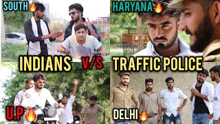 INDIANS VS TRAFFIC POLICE || HALF ENGINEER ||