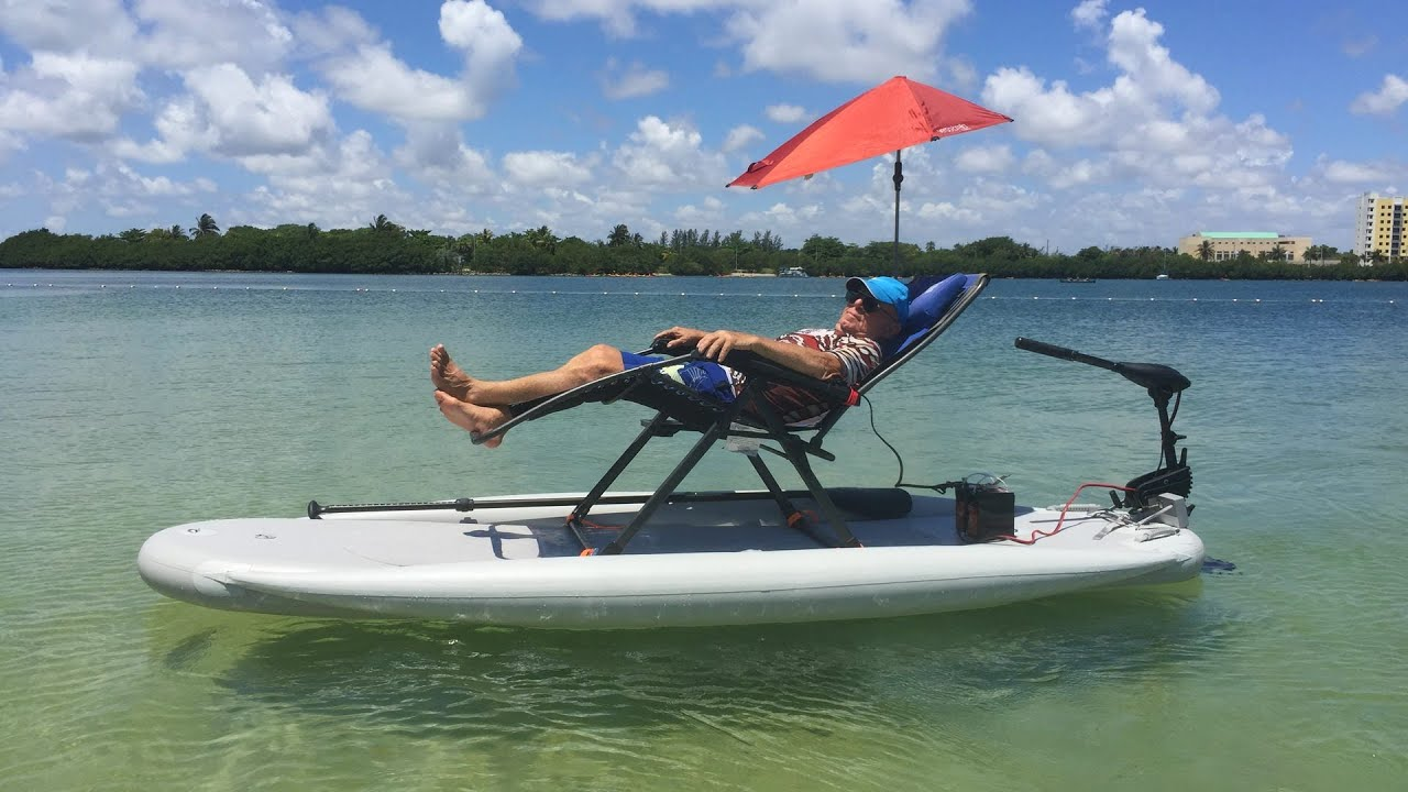 SATURN Extra Wide Inflatable Paddle Board  YouTube